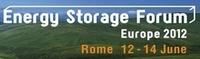 第5回エネルギー貯蔵フォーラム・ヨーロッパ2012