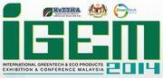 第5回国際グリーンテック・エコプロダクツ展示会2014(iGEM 2014 )